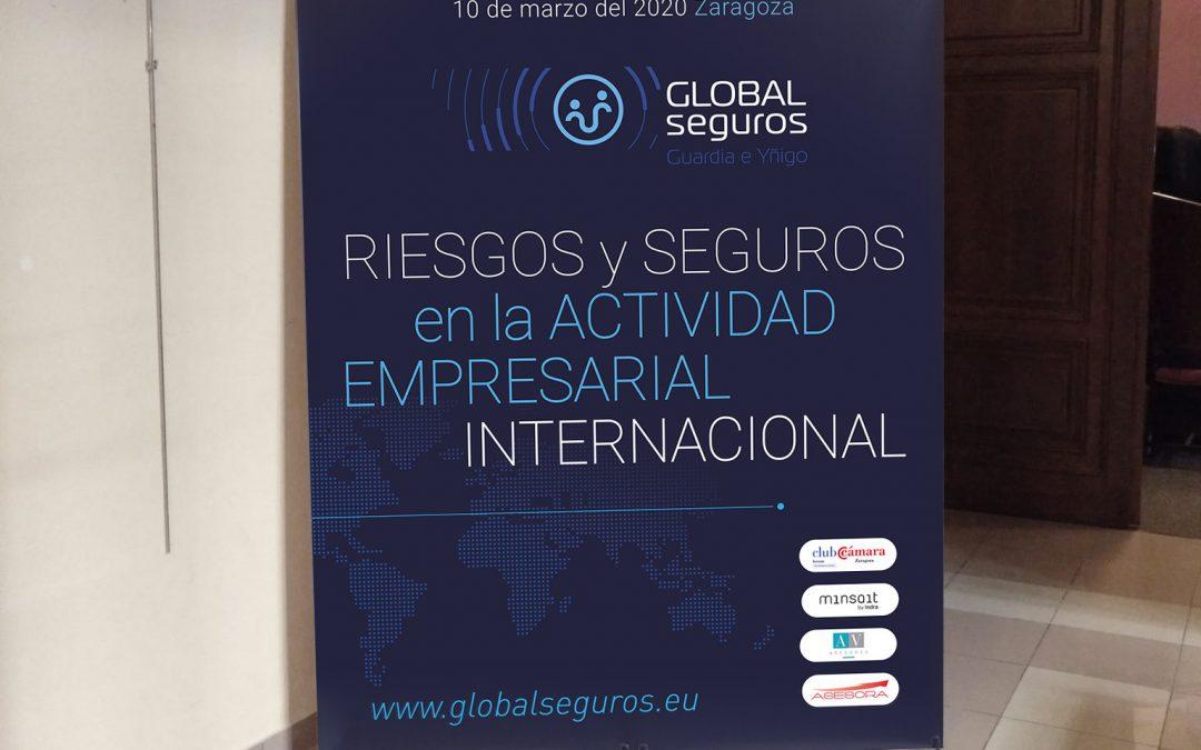 Riesgos y Seguros en la actividad empresarial internacional  10 de Marzo del 2020
